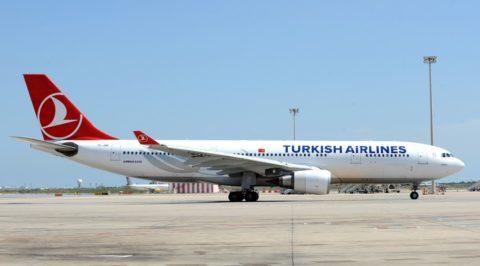 Розпродаж Авіакомпанія Turkish Airlines